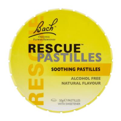 Bach Rescue Pastilles 50g