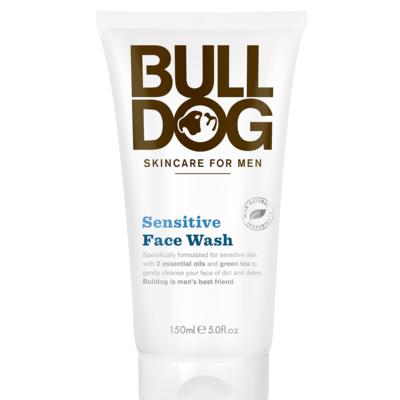 Bulldog Sensitive Face Wash 150ml