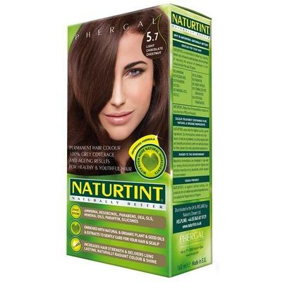 Naturtint Permanent Hair Colourant 5.7 Light Chocolate Chestnut 150ml