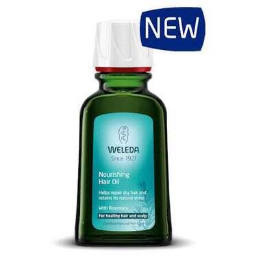 Weleda Nourishing Hair Oil with Rosemary 50ml