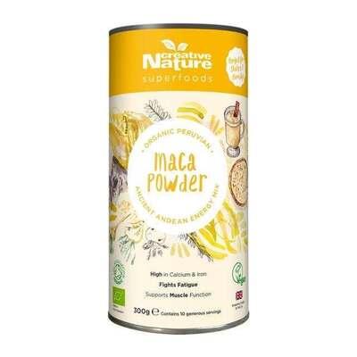 Creative Nature Organic Maca Powder 300g