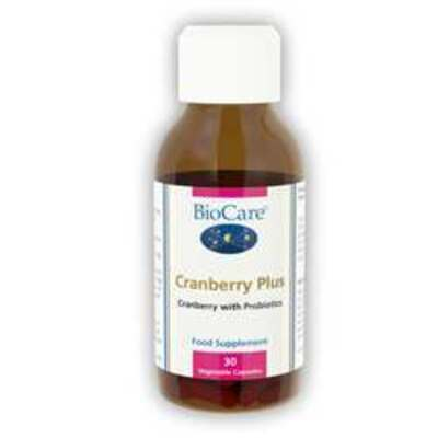 BioCare Cranberry Plus 30 Capsules