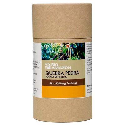 Rio Amazon Quebra Pedra Tea 40 Bags