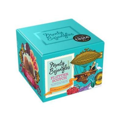 Monty Bojangles Flutter Scotch Cocoa Dusted Truffles 150g