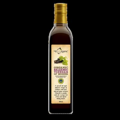Mr Organic Balsamic Vinegar of Modena 500ml