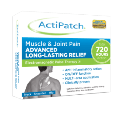 ActiPatch Muscle & Joint Pain Relief