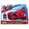 Marvel Spiderman Triple Strike Cruiser Action Figure