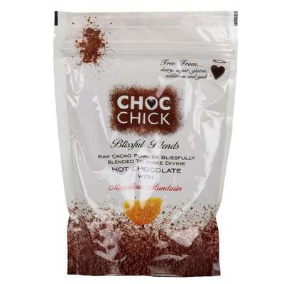 Choc Chick Blissful Blends Mandarin Cacao Powder 250g
