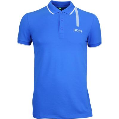 Hugo Boss Golf Shirt Paule Pro Victoria Blue PF17