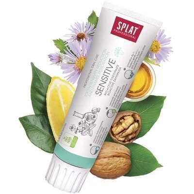 Splat Sensitive Natural Toothpaste 100ml