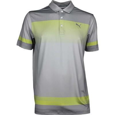 Puma Golf Shirt Untucked Quarry AW17