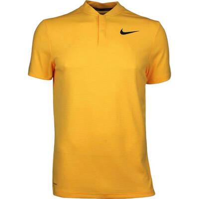 Nike Golf Shirt Aeroreact Blade Laser Orange AW17