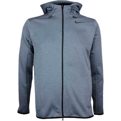 Nike Golf Jacket Therma Fit Hoodie Armory Navy AW17