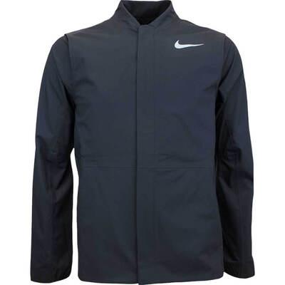 Nike Waterproof Golf Jacket Hypershield Hyperadapt Black SS18