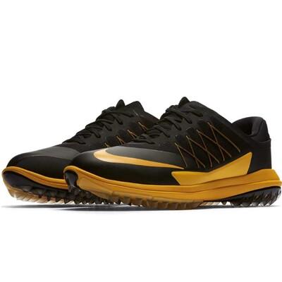 Nike Golf Shoes Lunar Control Vapor Black Laser Orange 2017