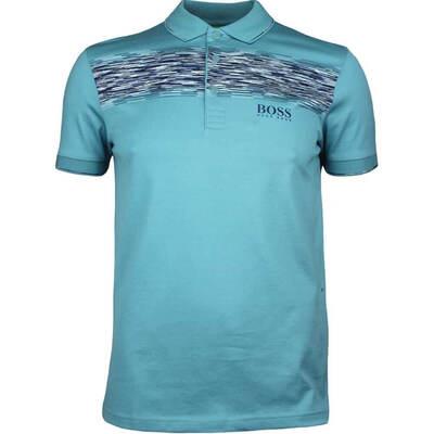 Hugo Boss Golf Shirt Paddy Pro 4 Porcelain FA17