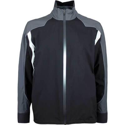 Galvin Green C Knit Waterproof Golf Jacket ACHILLES Black 2017