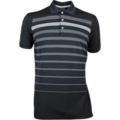 Galvin Green Golf Shirt MAX Ventil8 Plus Black AW17