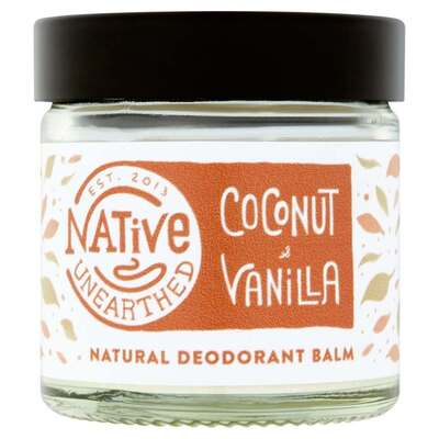 Native Unearthed Coconut & Vanilla Balm 60ml