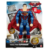 Dc Comics Justice League Movie 12 Deluxe Figure - Thermal Power Superman