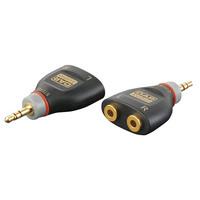 DAP Adaptor Mini Stereo Jack - 2 X Mini Female Jack