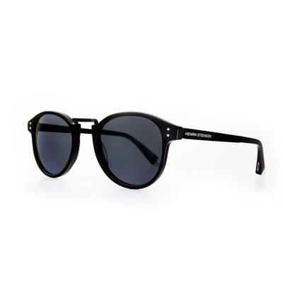 Henrik Stenson Street Sunglasses SCANDINAVIA Black
