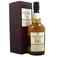 Glen Elgin 12 Year Old Whisky