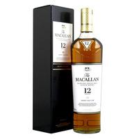 Macallan 12 Year Old Sherry Oak Whisky