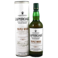 Laphroaig Triple Wood Islay Whisky