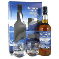 Talisker Skye Glass Gift Pack