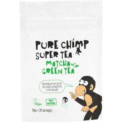 Purechimp Matcha Green Tea Pouch 20g