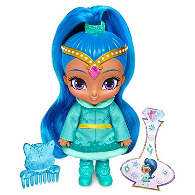 Fisher-price Shimmer & Shine Winter Wishes Shine