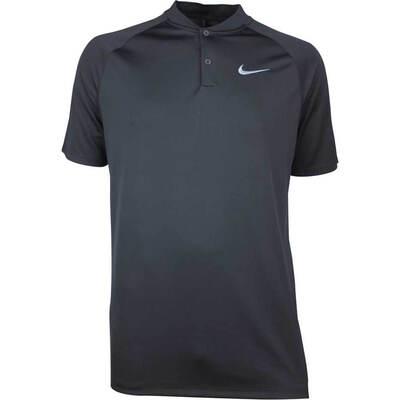 Nike Golf Shirt NK Dry Momentum Blade Black AW19