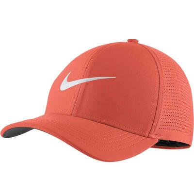 Nike Golf Cap NK Aerobill Classic 99 Rush Coral SS18