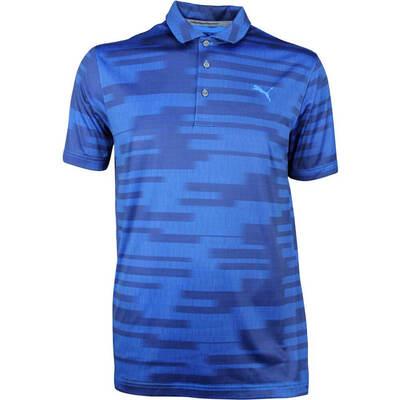 Puma Golf Shirt PWRCOOL Blur LE Peacoat SS18
