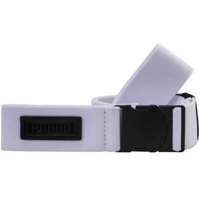 Puma Golf Belt Ultralite Stretch Web Bright White AW18