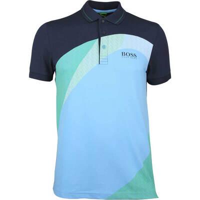 Hugo Boss Golf Shirt Paddy Pro 3 Nightwatch SP18