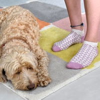 Trendy Trainer socks 3 month socks subscription box