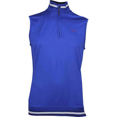 Ted Baker Golf Gilet Gala QZ Bright Blue SS18