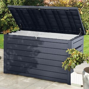 Keter XXL Garden Storage Deck Box 870L - Anthracite