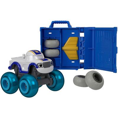 Fisher Price Nickelodeon Blaze & The Monster Machines Tune Up Tires, Darington
