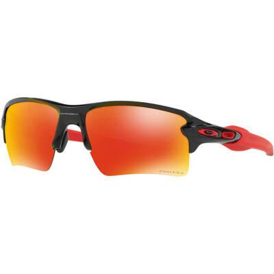 Oakley Golf Sunglasses Flak 20 XL Black Ruby Prizm 2018