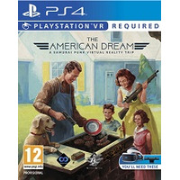 Image of The American Dream PSVR