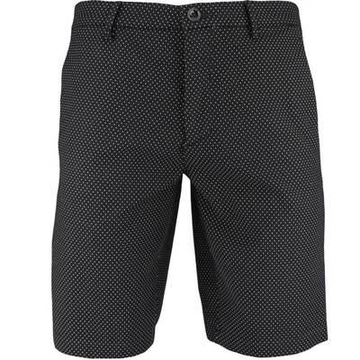 Hugo Boss Golf Shorts Liem 4 W Pindot Chino Black PF18