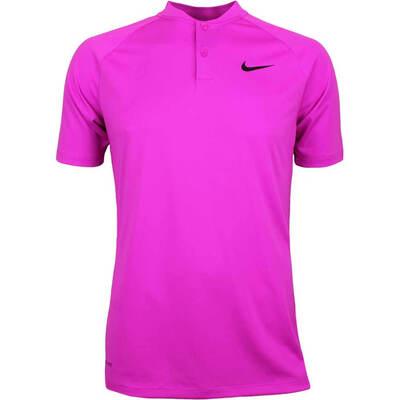 Nike Golf Shirt NK Dry Momentum Slim Hyper Magenta SS18