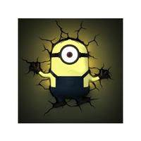 Despicable Me Minions 3D Wall Light (Stuart)