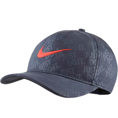 Nike Golf Cap Classic 99 Snapback Just Do It Thunder Blue 2018