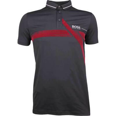 Hugo Boss Golf Shirt Pavotech Black FA18
