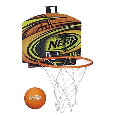 Nerf N Sports Nerfoop Set Orange