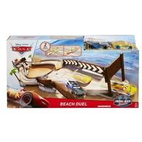 Cars Beach Duel Fireball Beach Playset
